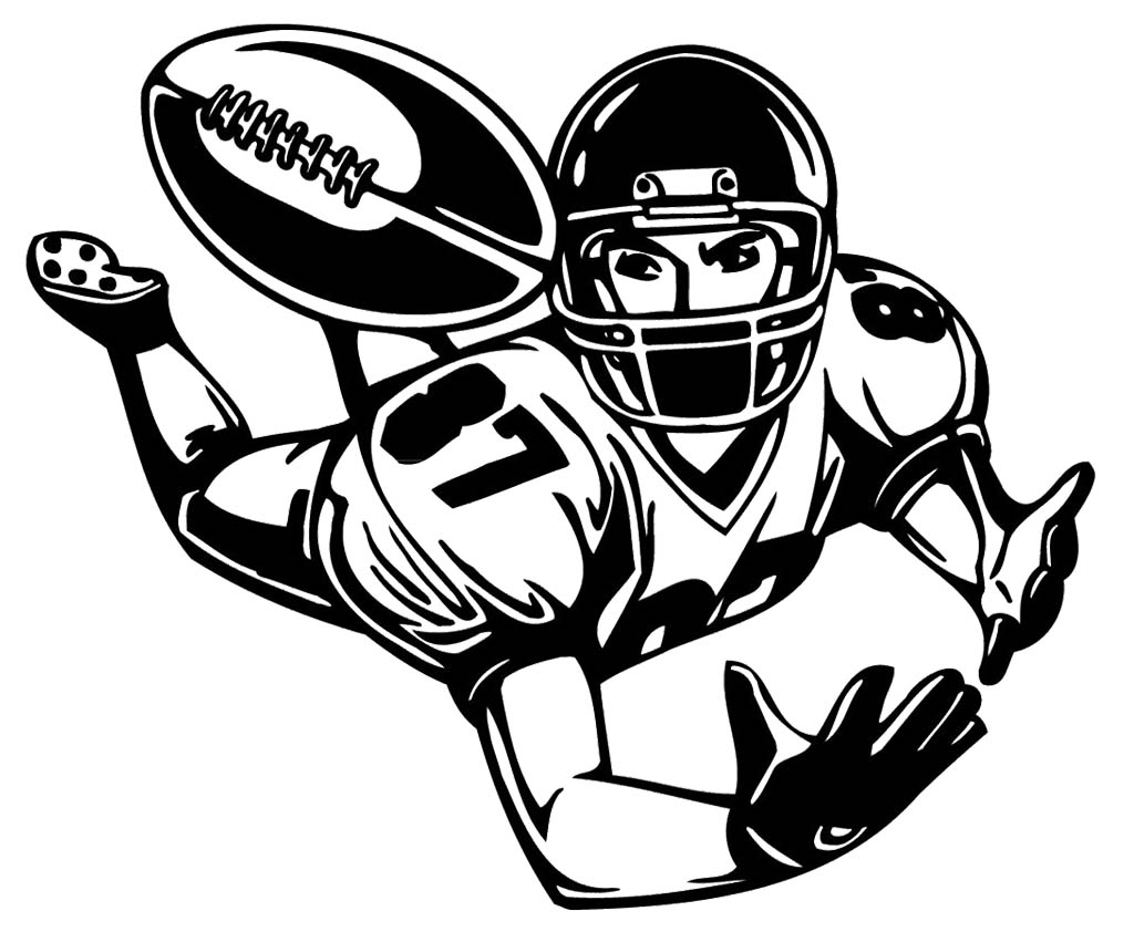 osu football coloring pages - Football Coloring Pages