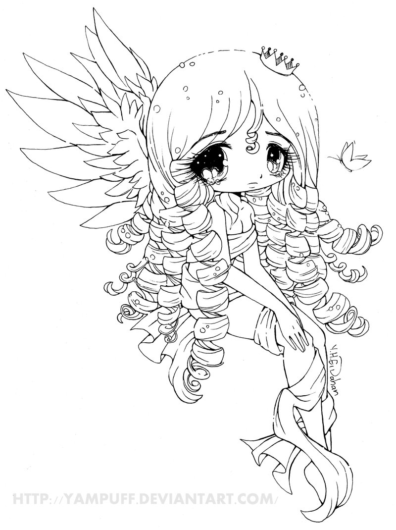 cute girl coloring pages images about color on chibi coloring pages - Coloring Pages Anime Couples Chibi