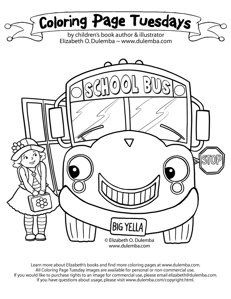 august coloring pages for kids - photo#21