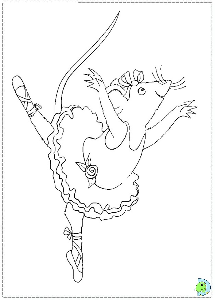 ballerina coloring pages printable free - photo#26