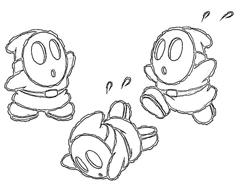 Yoshi island coloring pages download