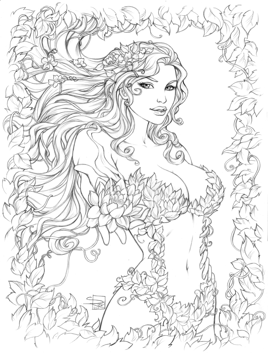 Free coloring pages of nude women warriors sex scene