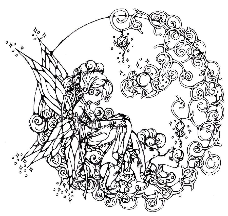 printable adults coloring pages free - photo#6