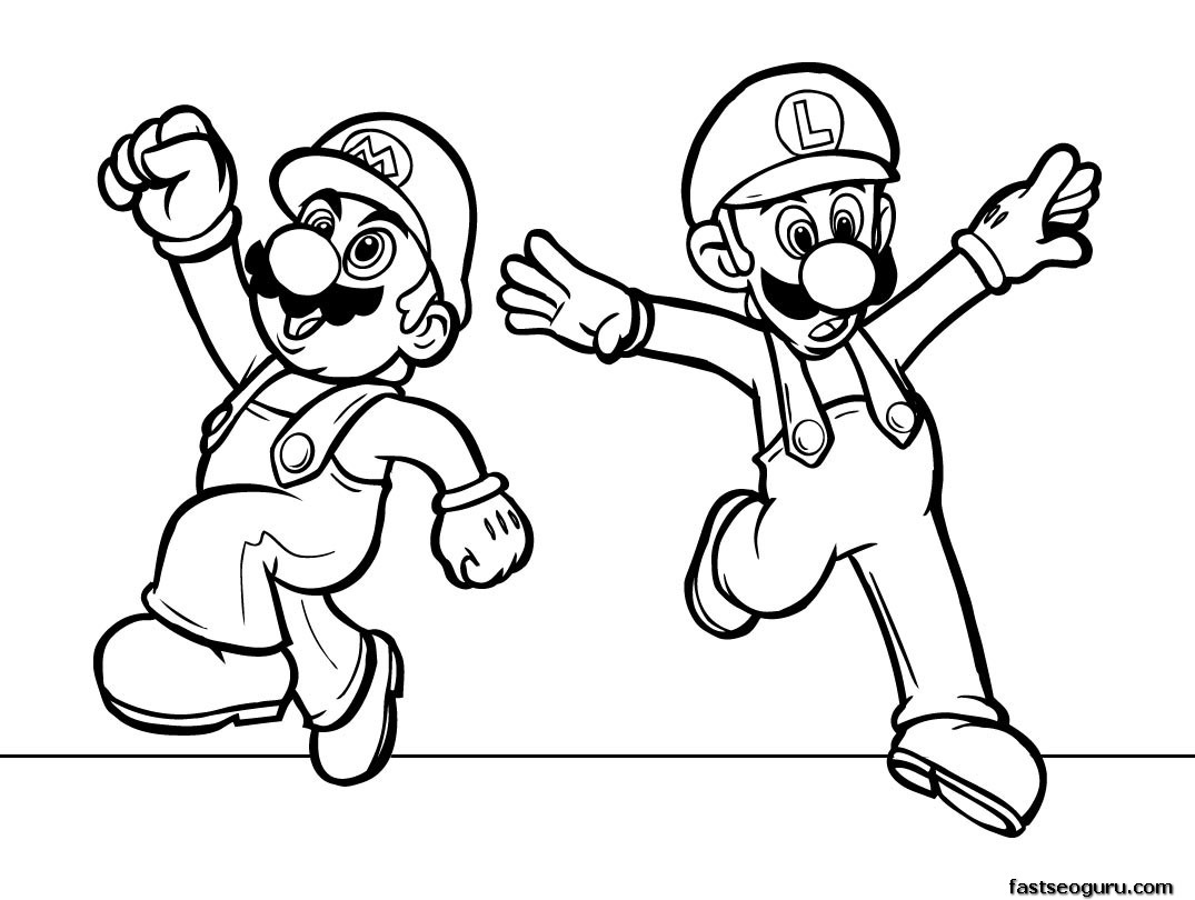 cartoon coloring pages to download and print for free - Coloring Pictures Of Cartoon Characters