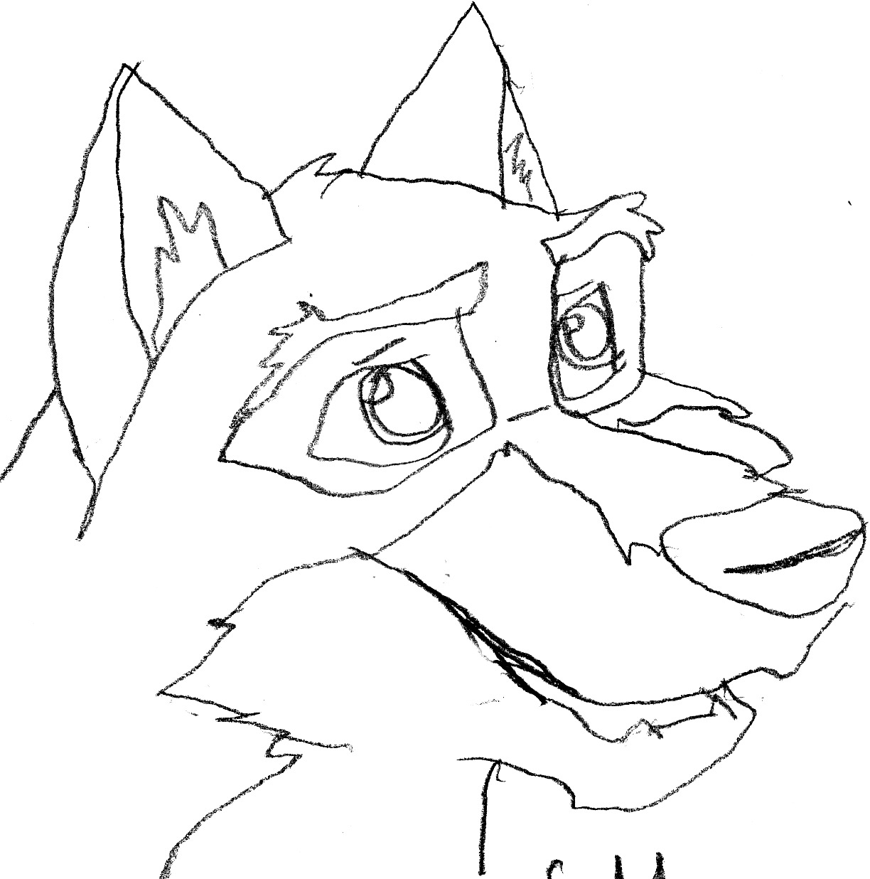 balto coloring pages online - photo#48