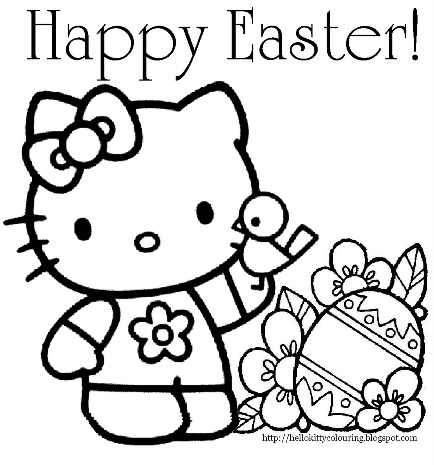 hello kids coloring pages download and print for free