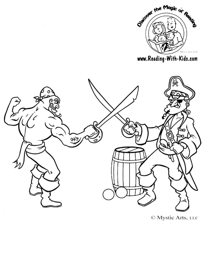 sword coloring pages - photo#35