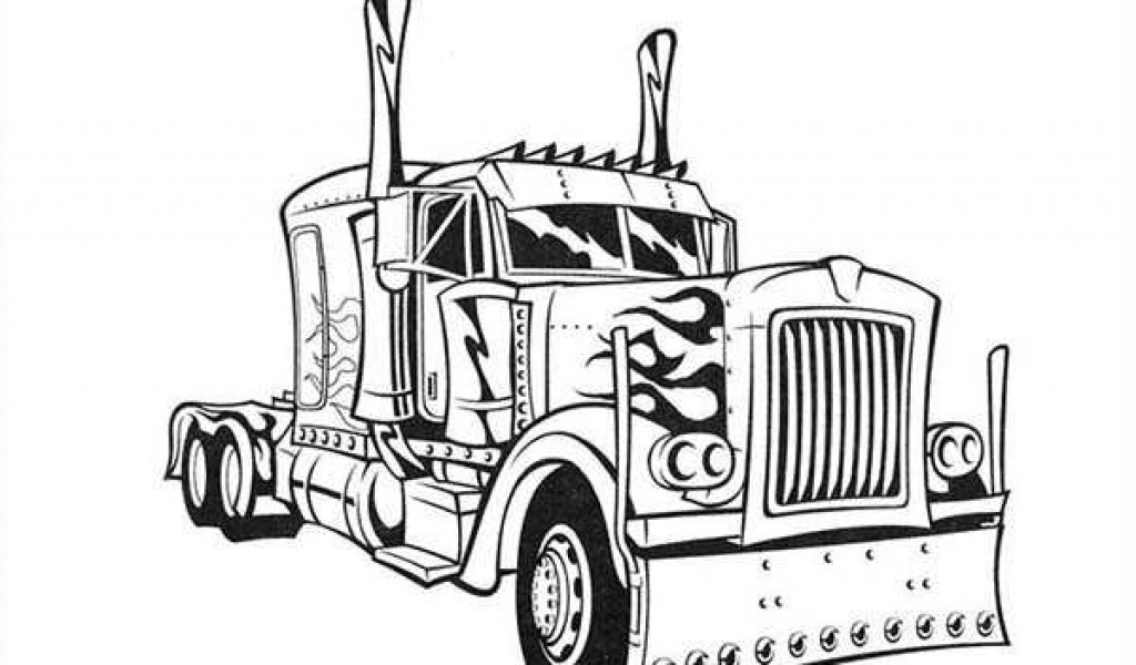 Category 2017 Tags Free Printable Optimus Prime Coloring Pages