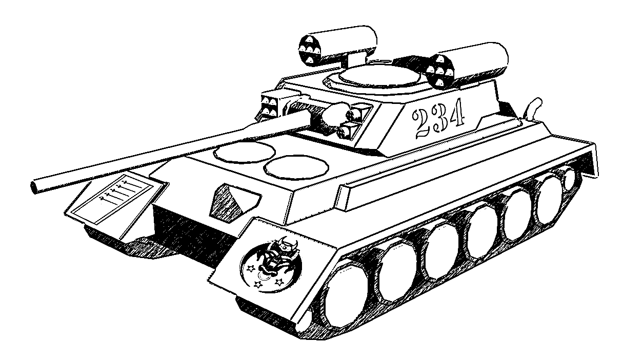 tank coloring page - army tanks coloring pages download and print for free