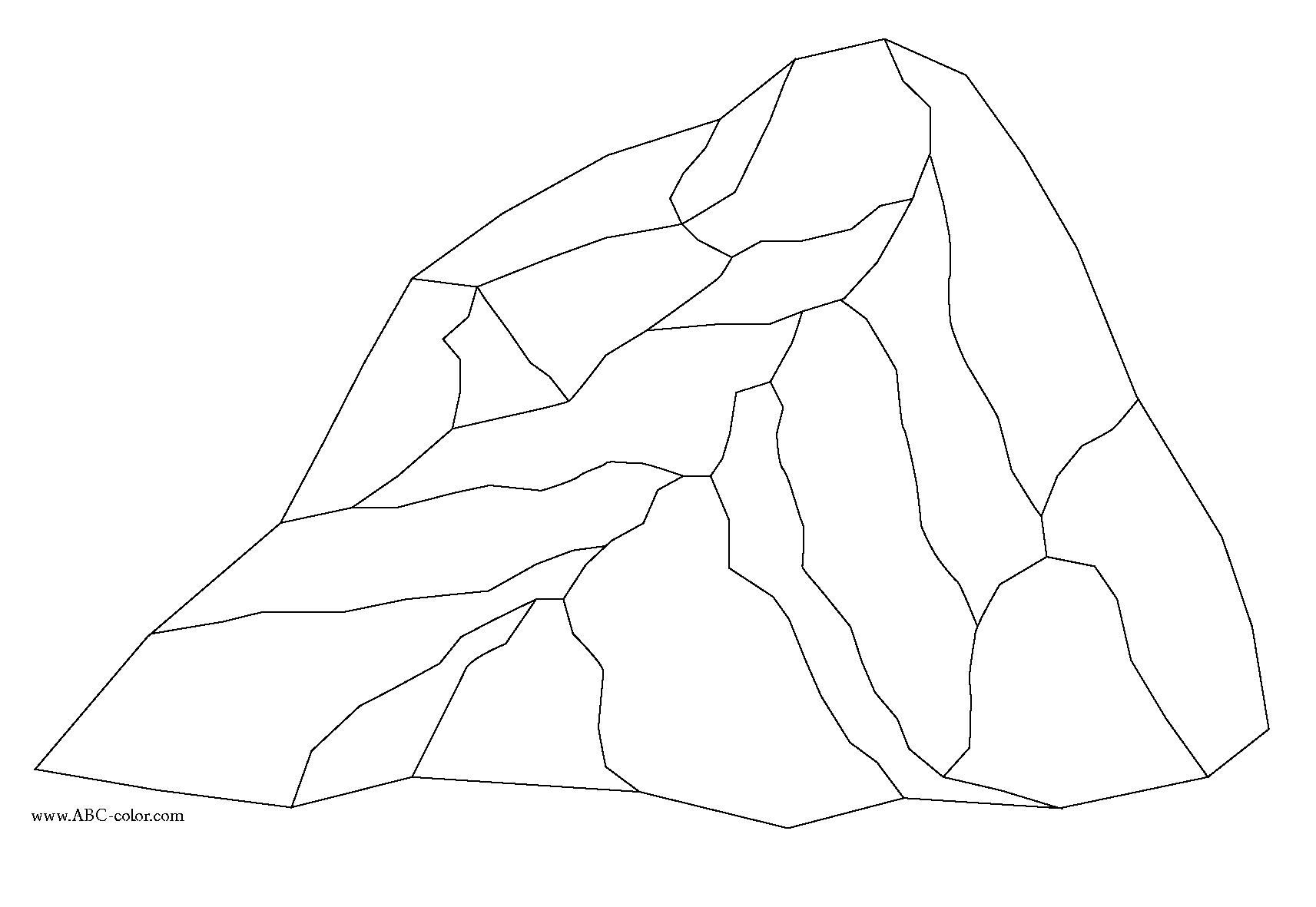 Coloring Pages Rocks And Minerals Coloring Pages rock coloring pages to download and print for free spaceship pages