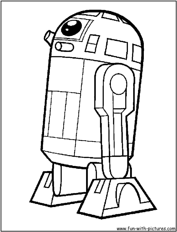 Malvorlagen Kostenlos Star Wars: Lego Star Wars Coloring Pages To Download And Print For Free