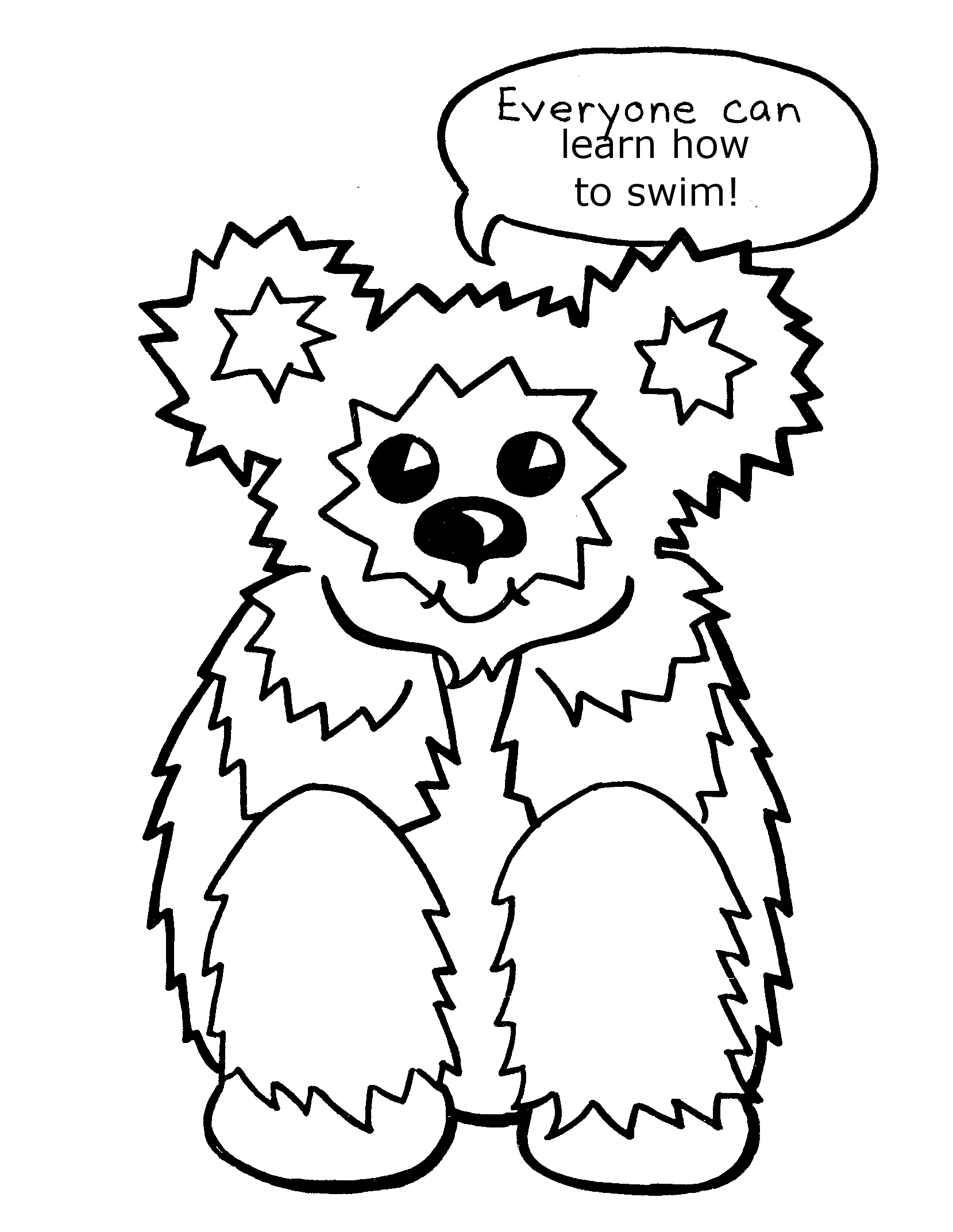 Koala coloring pages to download