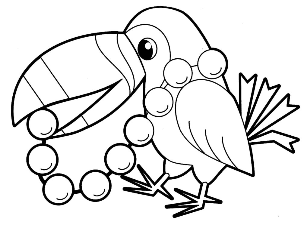 coloring pages for free animals - photo#38