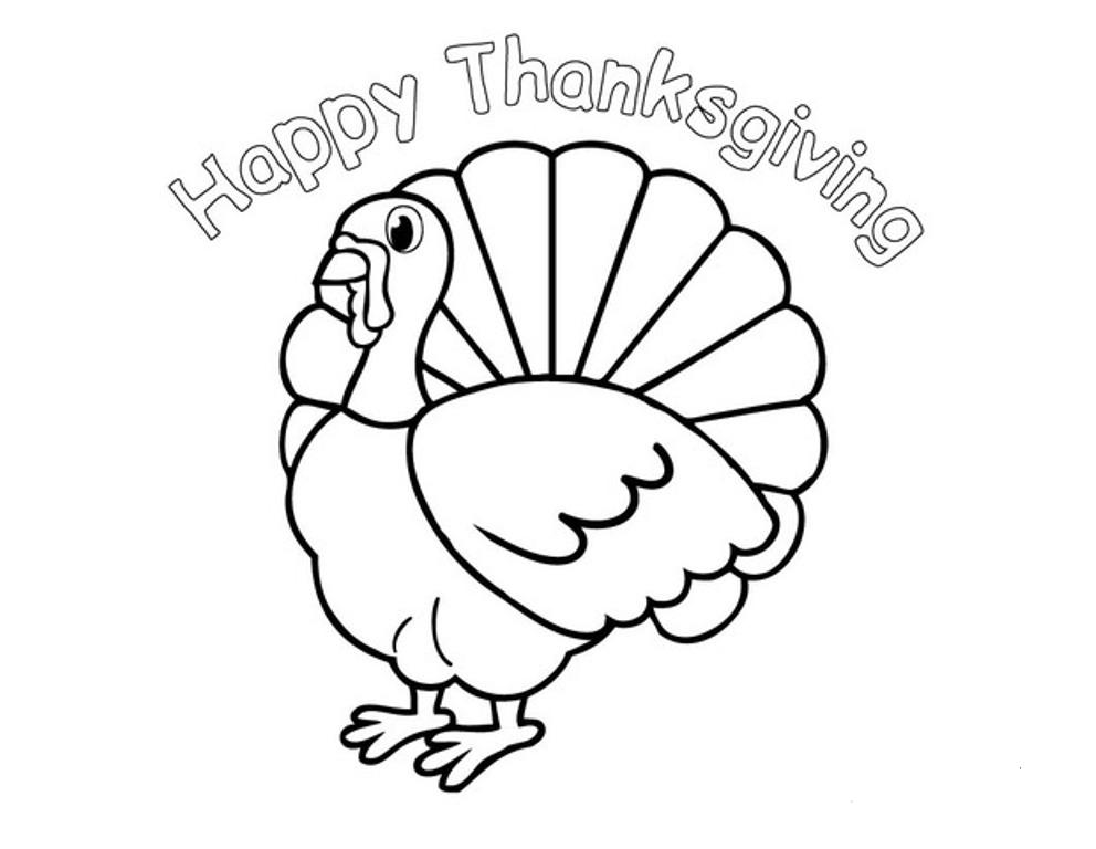 It's just a picture of Massif Free Thanksgiving Printable Coloring Pages