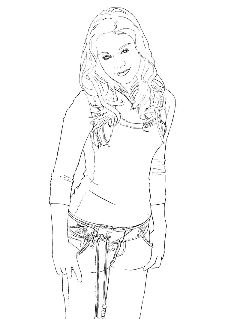 Best Princess Diaries Coloring Pages With Icarly Coloring Icarly Coloring Pages