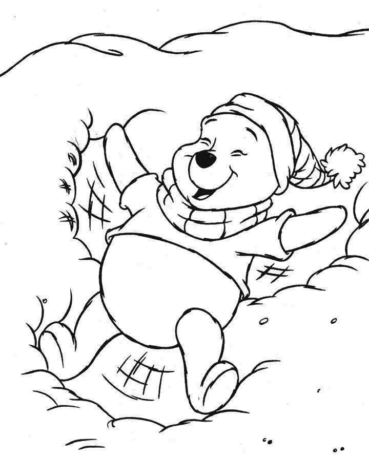 december coloring pages kids for your