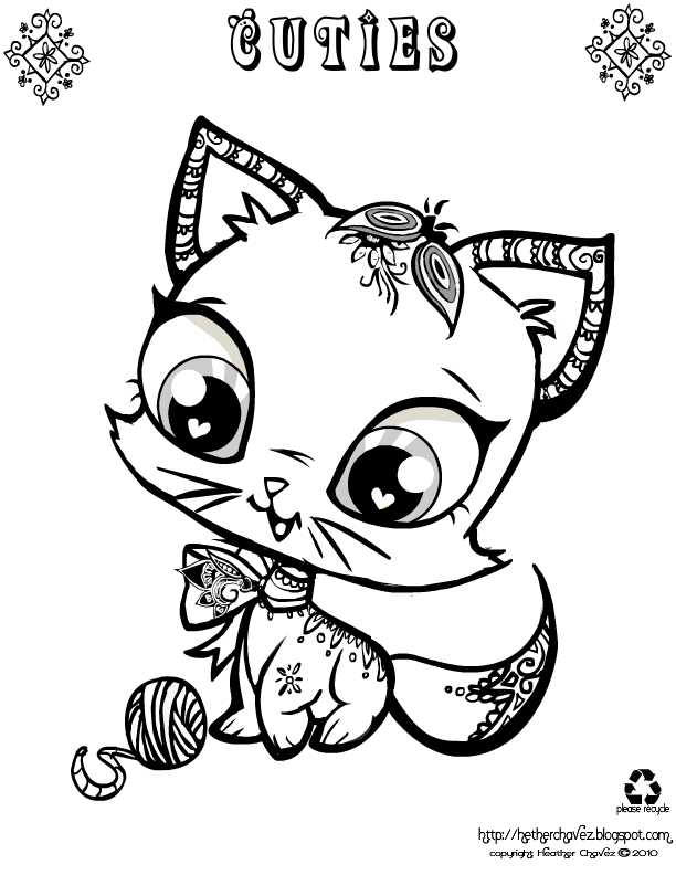 baby abc coloring pages - photo#27