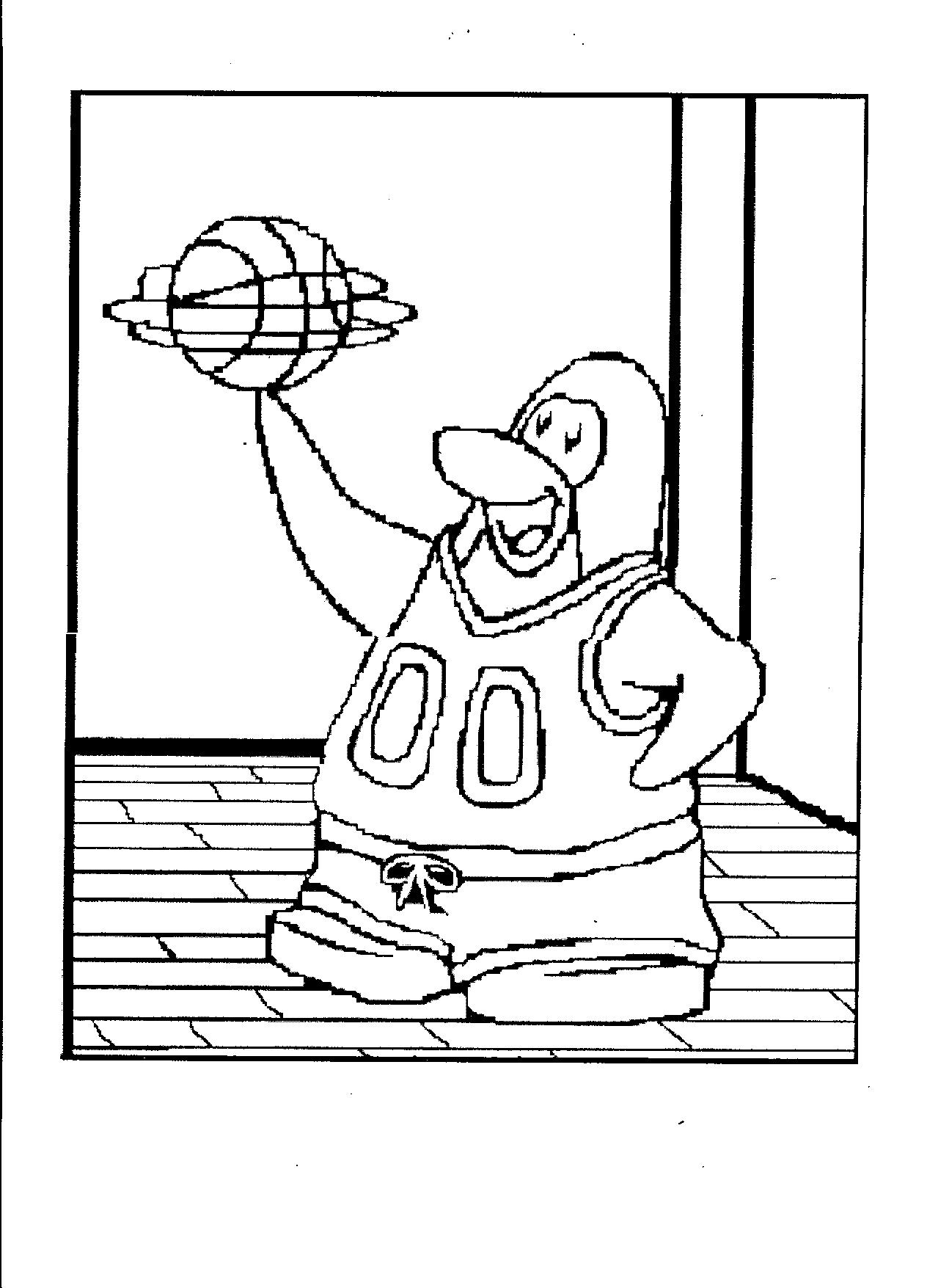 Club penguin coloring pages to download and print for free
