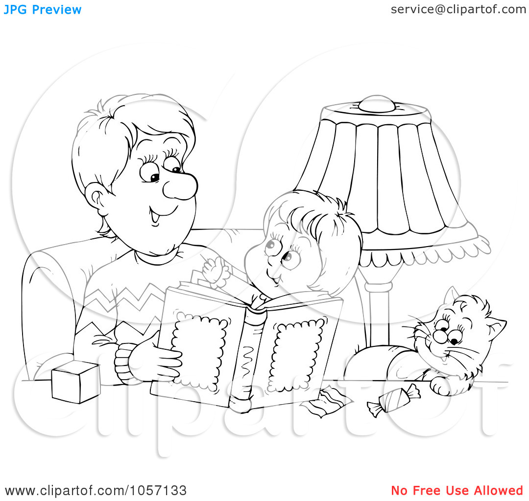 Living room coloring pages download