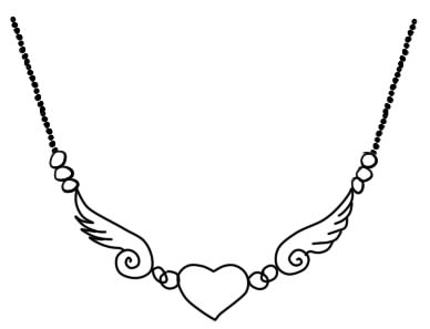 Colouring Pages Jewellery : Jewelry coloring pages to download and print for free
