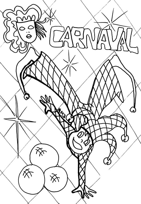 Carnival rides coloring pages download and print for free