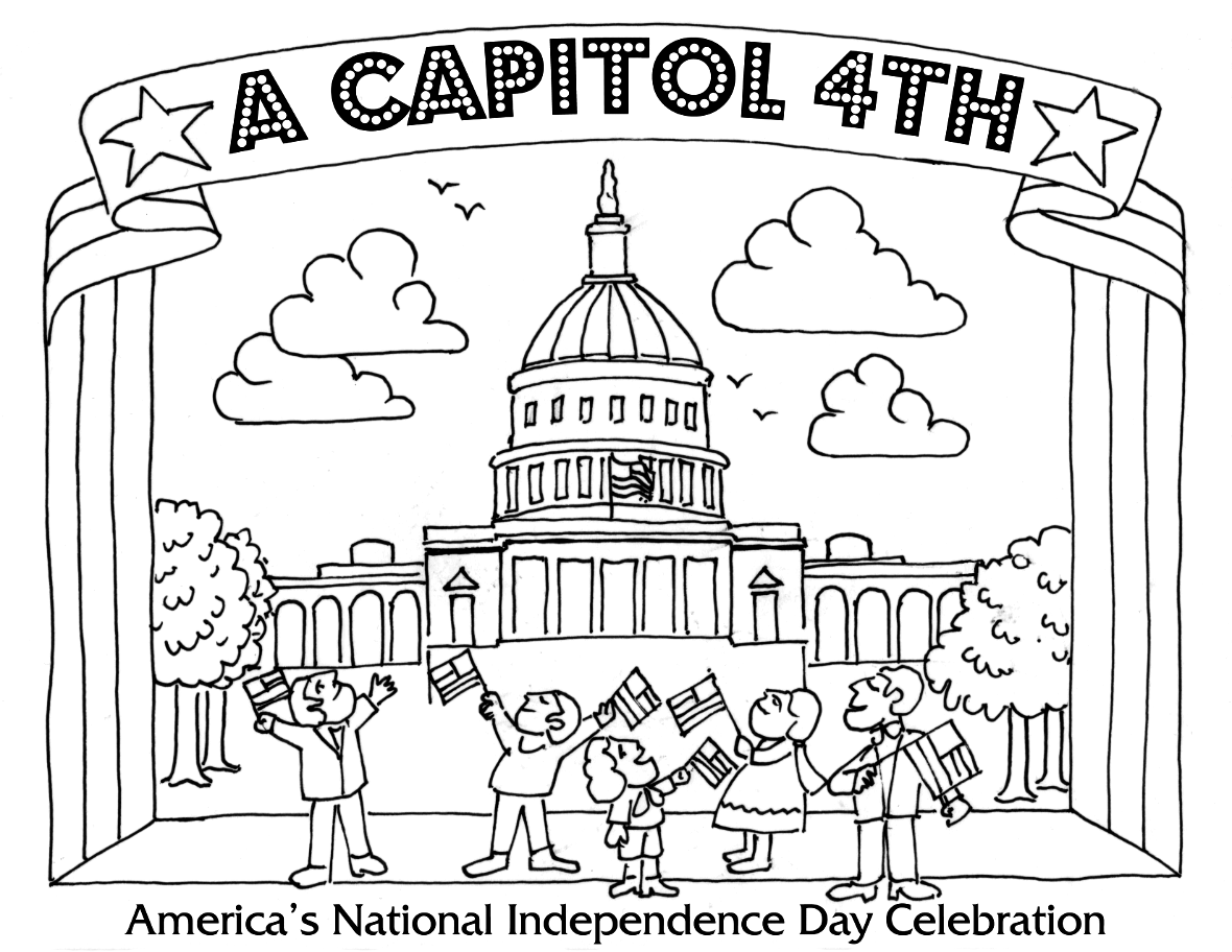 us landmarks coloring pages download and print for free