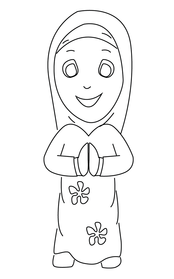 Kleurplaat Met Letters Ramadan Coloring Pages To Download And Print For Free