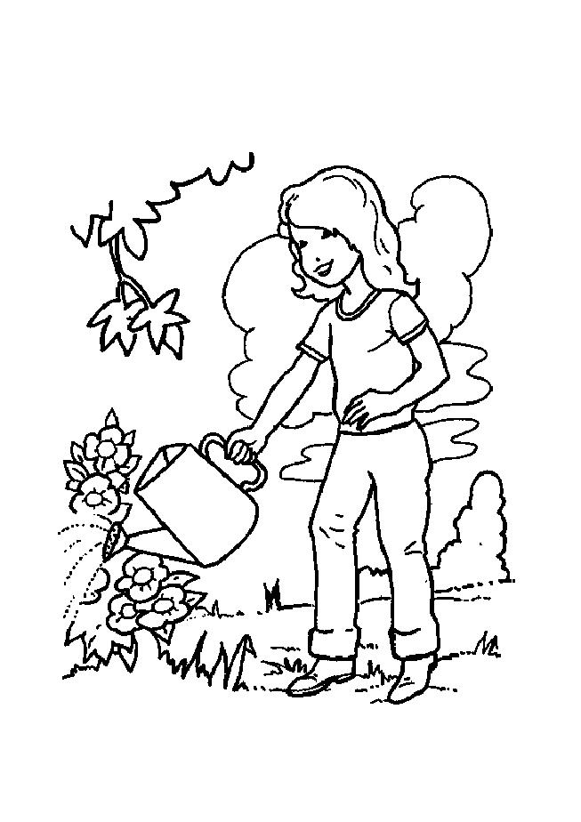 Nutrition coloring pages ~ Nutrition coloring pages to download and print for free