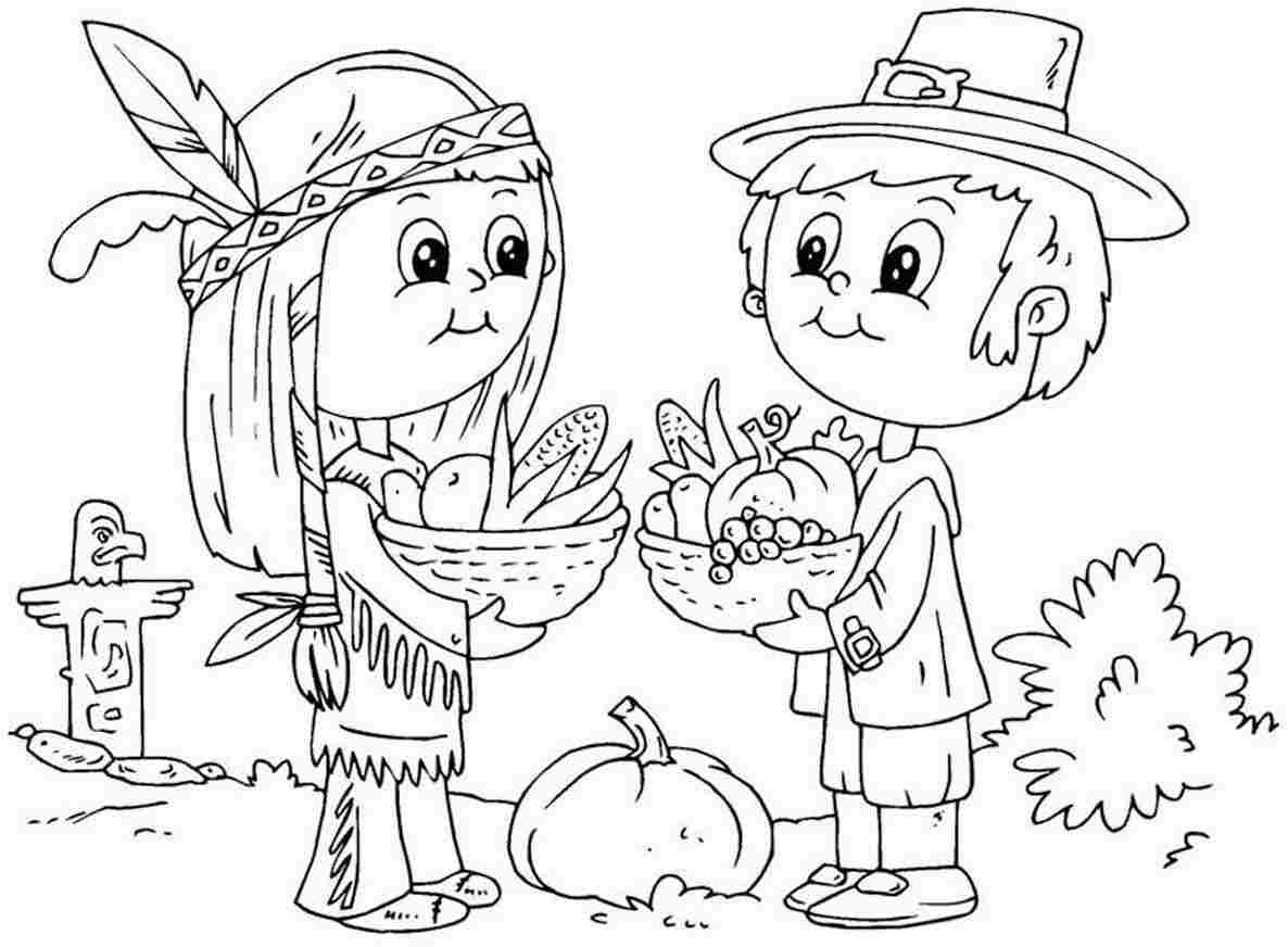 november coloring pages - November Coloring Pages Free