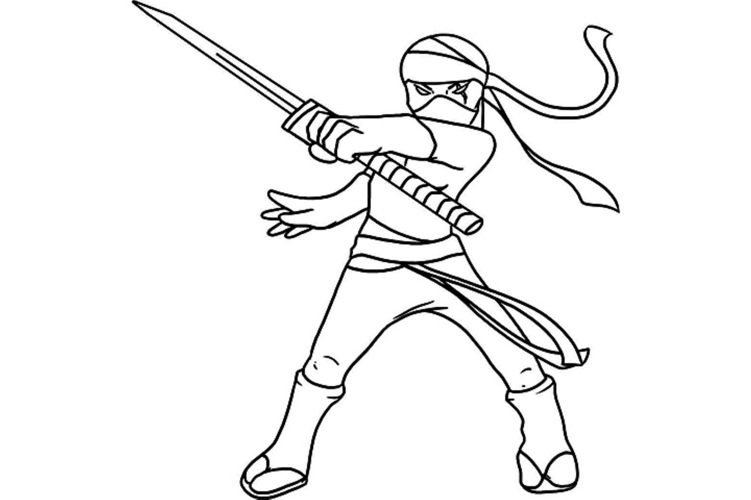 free ninja star coloring pages - photo#23