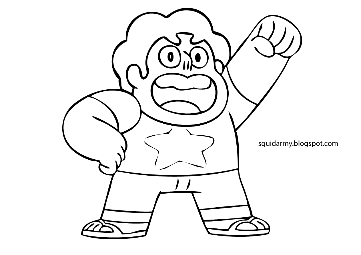 Disney universe coloring pages - Uncle Grandpa Coloring Pages
