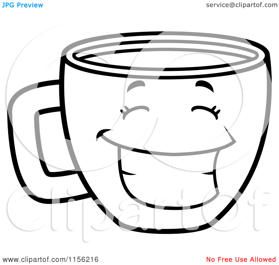 Cups coloring pages download and