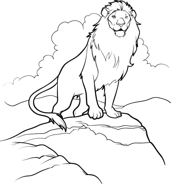 narnia coloring pages free - photo#4