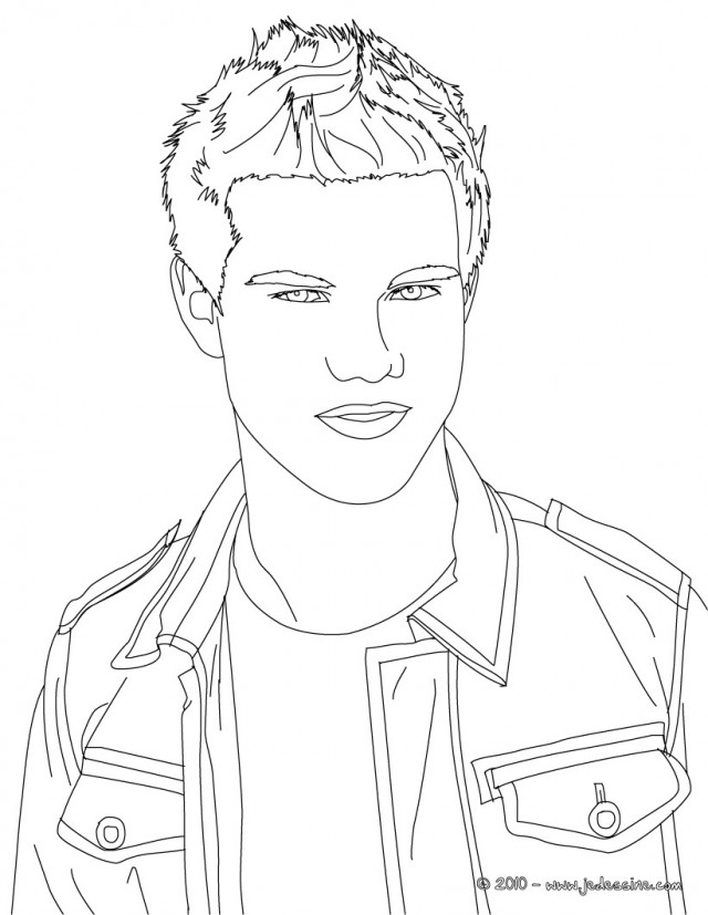 printable twilight coloring pages - photo#7