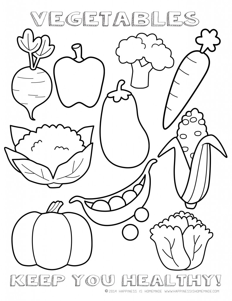 Coloring Pages Food Color Pages food coloring pages to print eassume com healthy download and for free