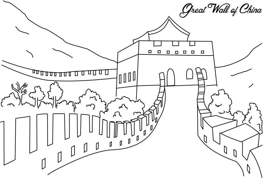 ancient silk road coloring pages - photo#6