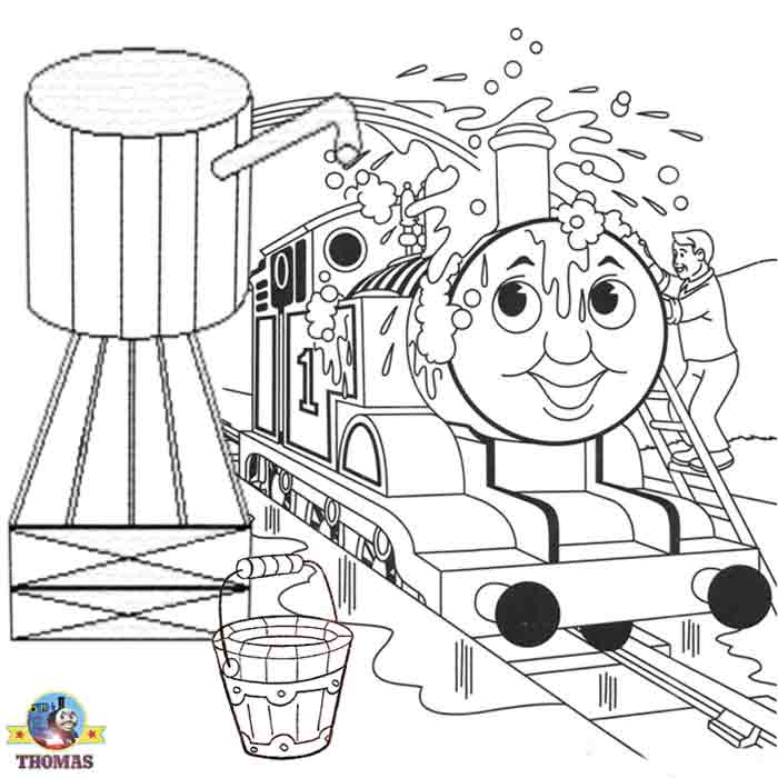 emily tank engine coloring pages - photo#25
