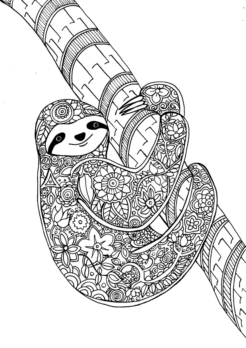 art coloring pages for kids - photo#23