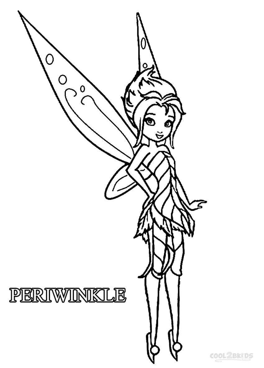 Periwinkle coloring pages download and print for free