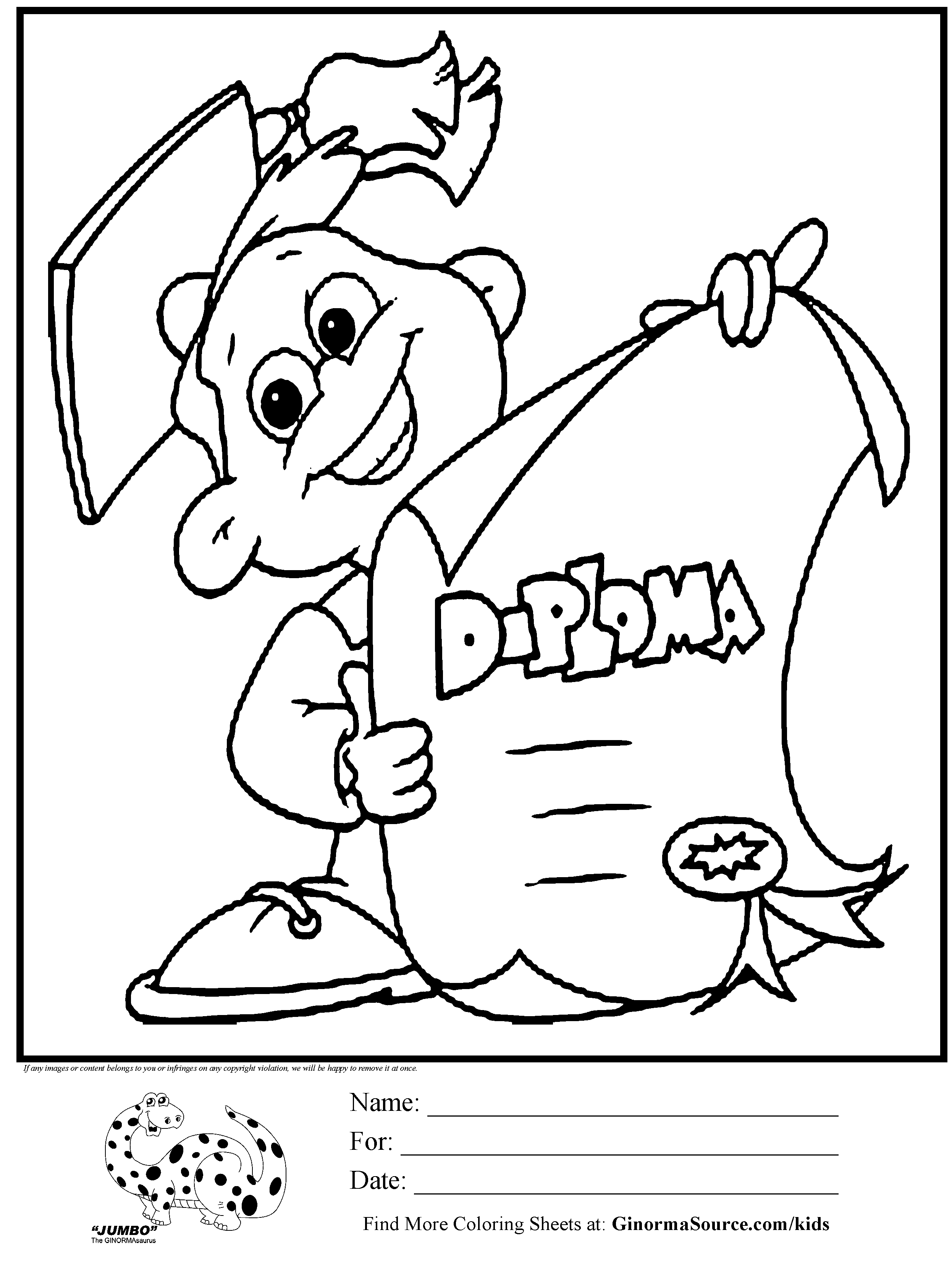 free coloring pages graduation free coloring pages graduation 0 - Free Coloring Pages For Kindergarten