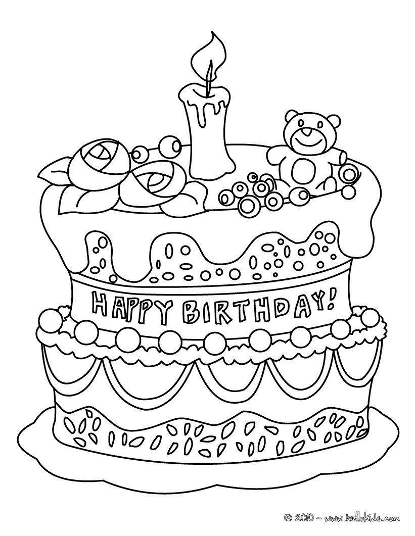 Paw patrol coloring pages happy birthday - Paw Patrol Coloring Pages Happy Birthday 43