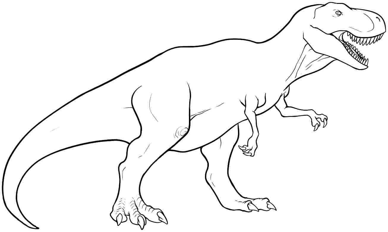 It is a picture of Shocking T Rex Printable