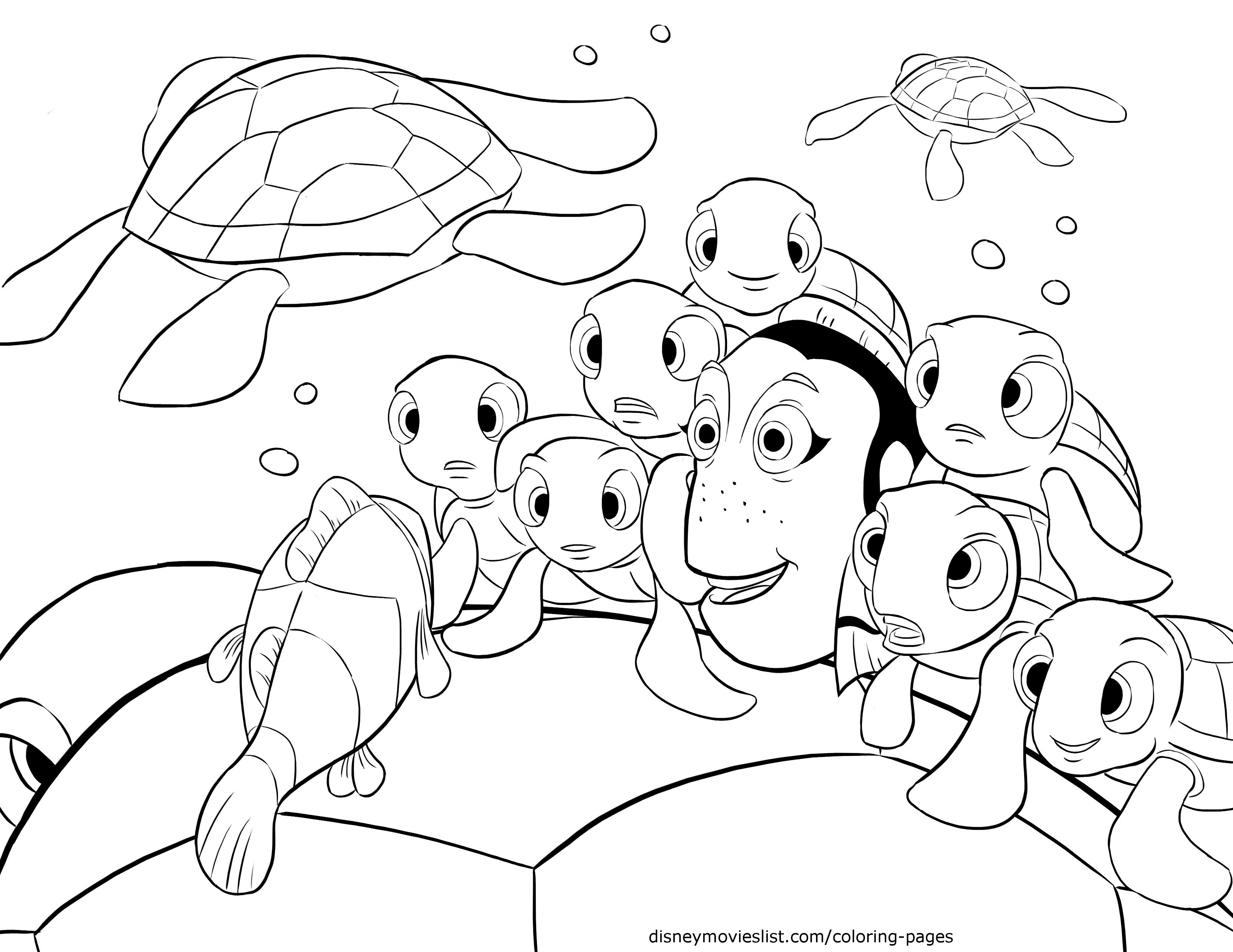 Coloring Pages: Crush And Squirt Coloring Pages Download And Print For Free