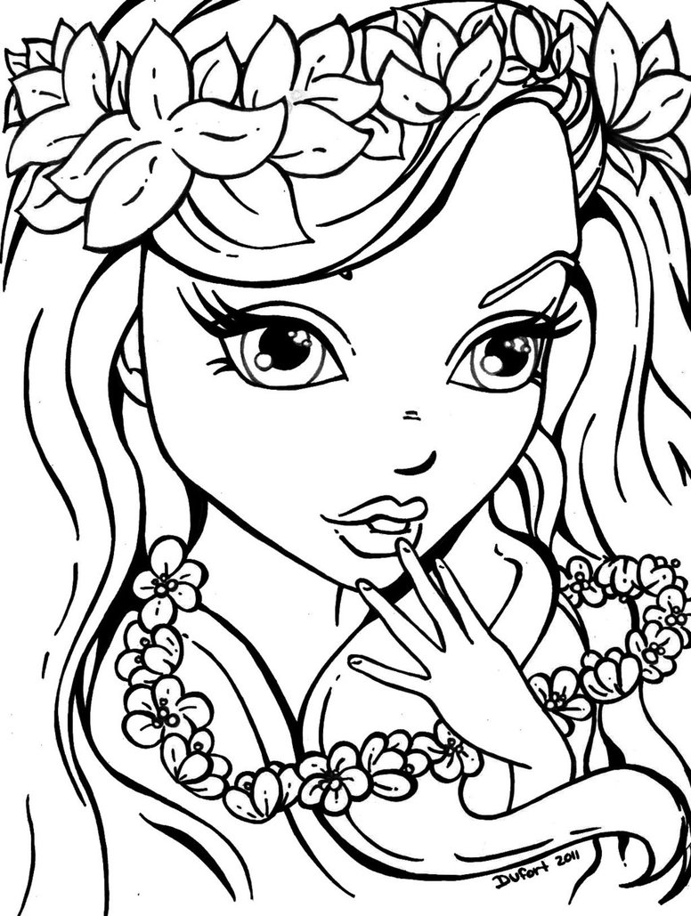 Coloring Pages Lisa Frank - Coloring Page