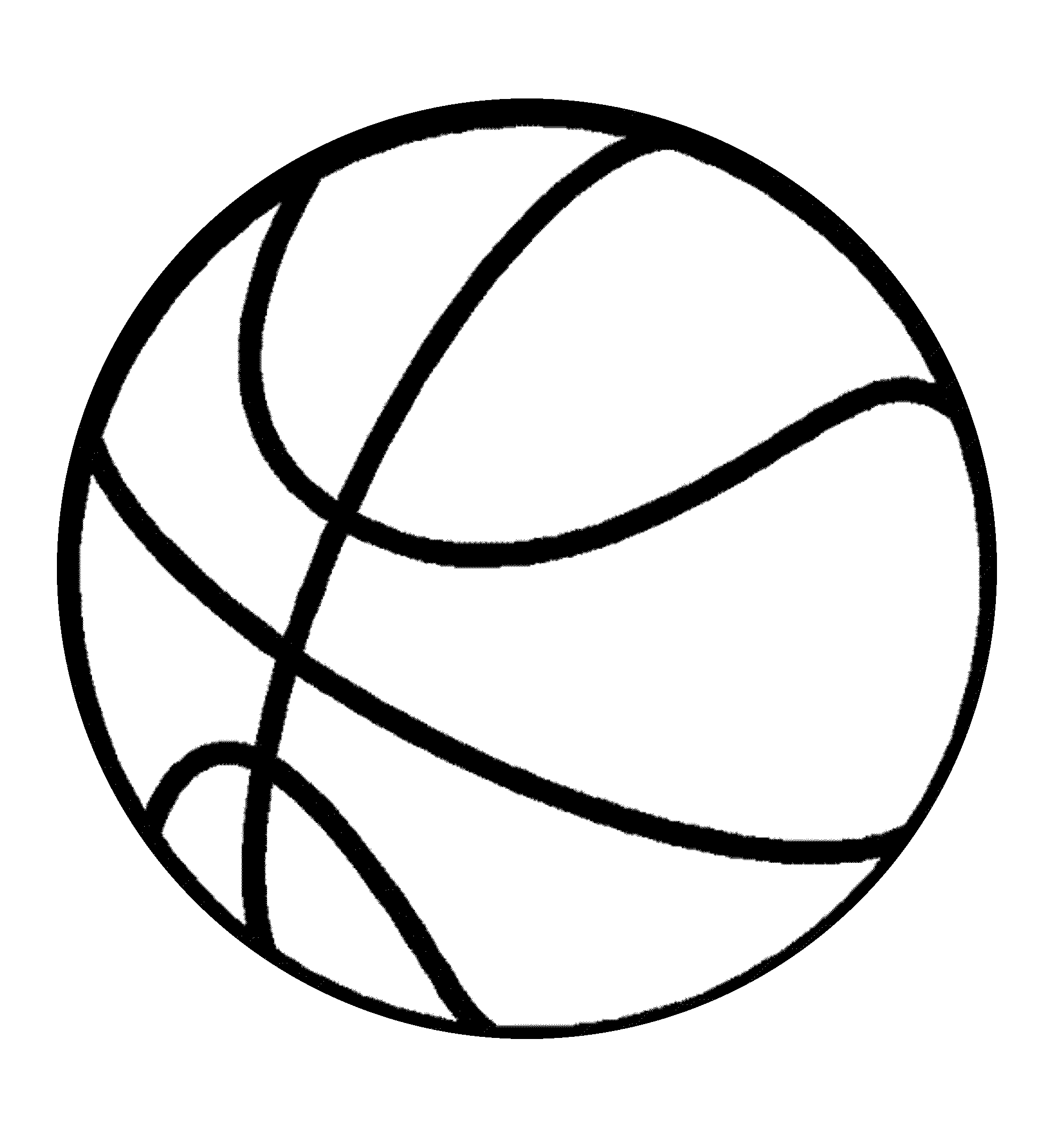 ball coloring pages - photo#44