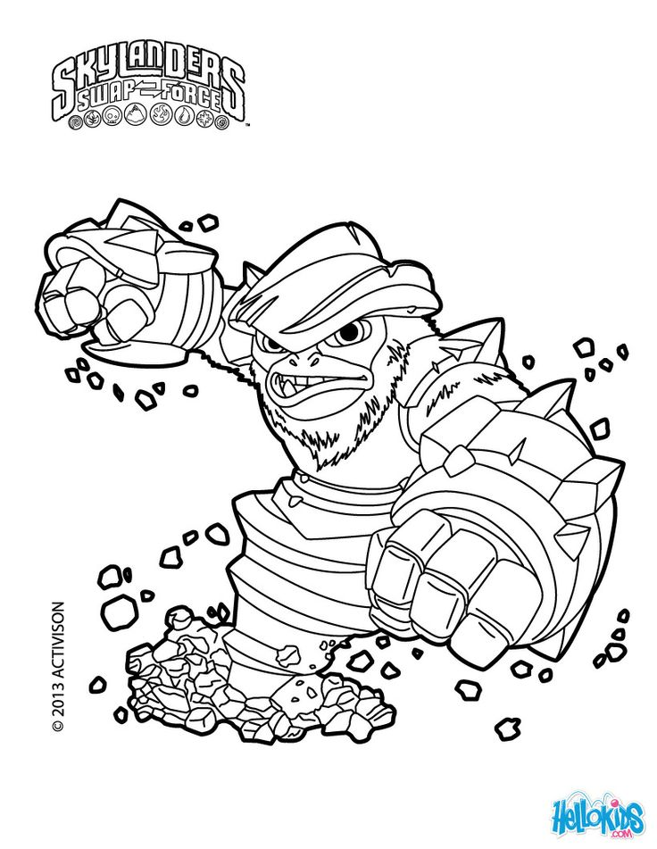 3d coloring pages by hello kids | Hello kids coloring pages download and print for free
