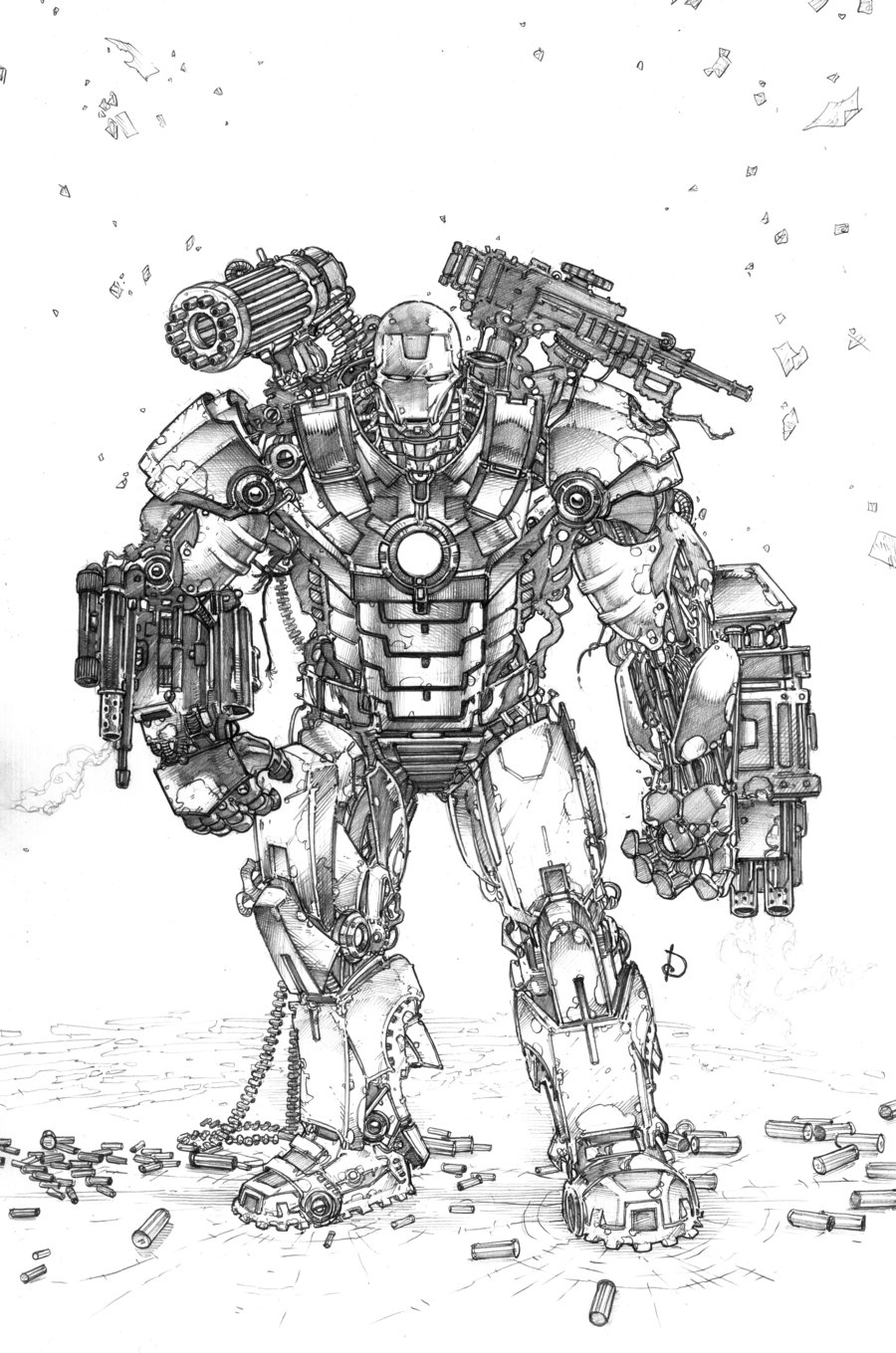 War machine coloring pages download