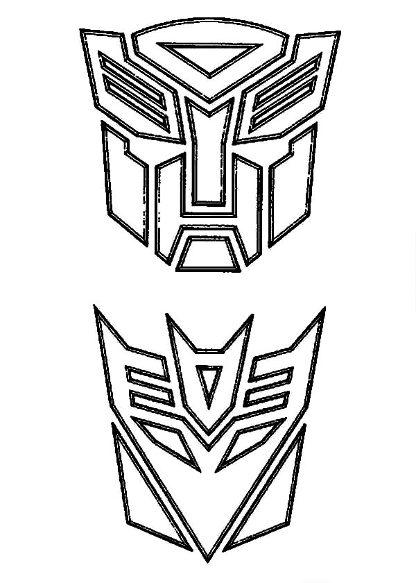 the real transformers coloring pages - photo#33
