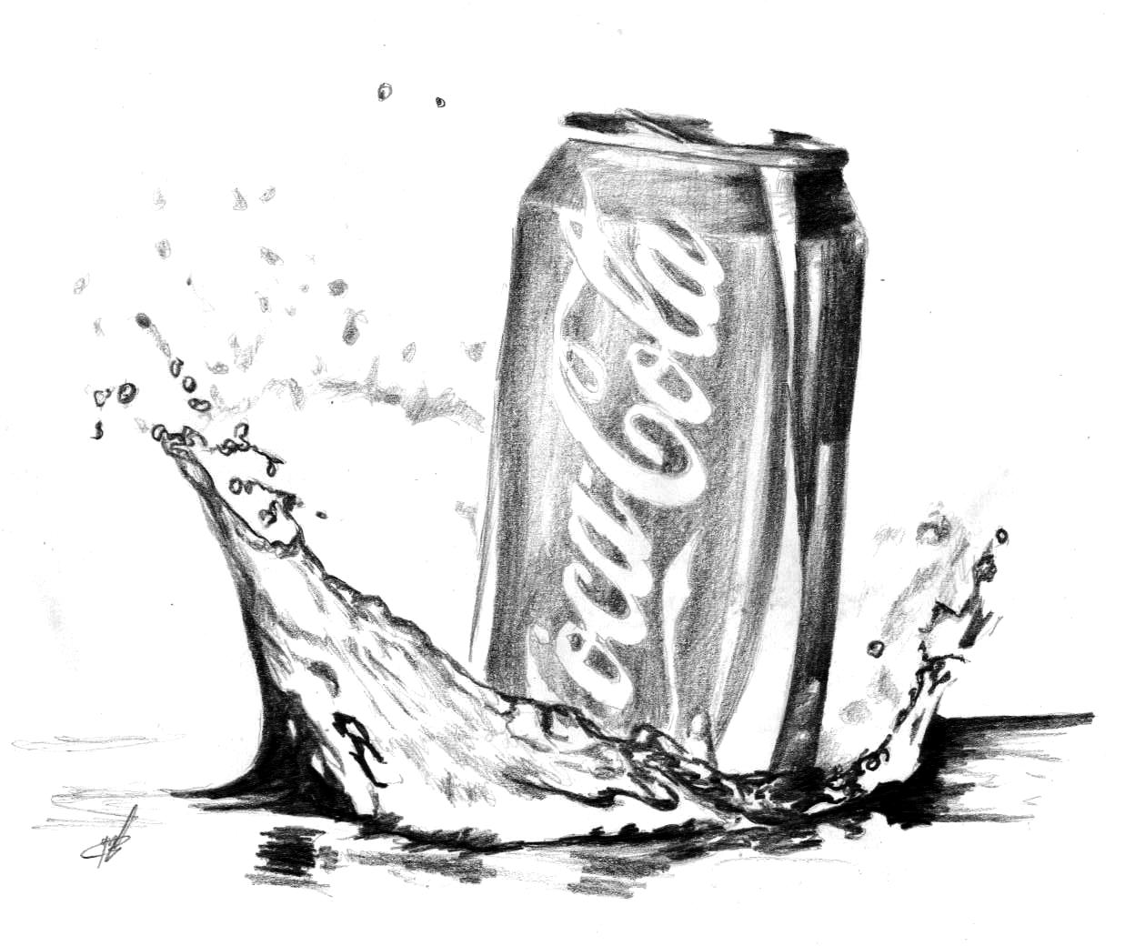 coca cola coloring pages - photo#7