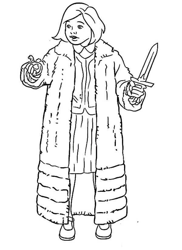 narnia coloring pages free - photo#31